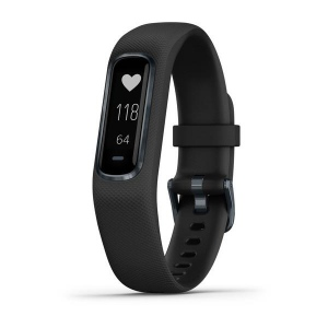 Garmin Vivosmart 4 (X-Large Midnight with Black Band)