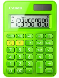 CANON LS100KMGR CALCULATOR 10 DIGITS GR