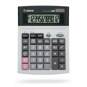 CANON WS1210THB CALCULATOR 12 DIGITS