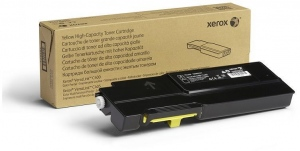 XEROX 106R03521 YELLOW TONER CARTRIDGE