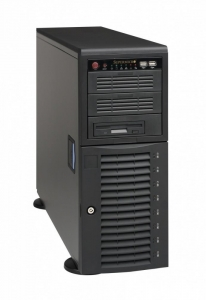 Carcasa Server Supermicro Chasis Tower EATX CSE-743T-665B 665W
