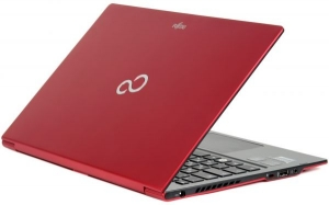 Laptop Fujitsu Lifebook U938 Intel Core i7-8650U 12GB DDR4 512GB SSD Win 10 Pro Red