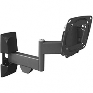 Support wall Barkan LCD/TV, The mount has 3 pivots which: rotate near the wall 180°, fold 360°