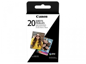 CANON ZINK PAPER FOR ZOEMINI 20 PCS