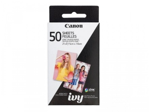 CANON ZINK PAPER FOR ZOEMINI 50 PCS