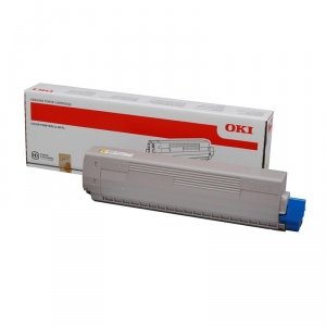 OKI 46490605 Toner OKI yellow 6000 pgs C532/MC573