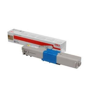 OKI 46508713 Toner OKI yellow 1500 pgs C332/MC363