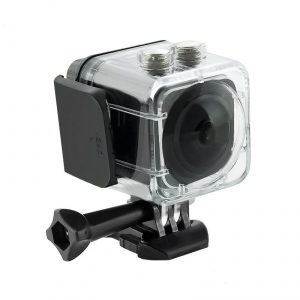 Waterproof Sports Camera Full HD QOLTEC | LCD 0.82-- | 360st | black