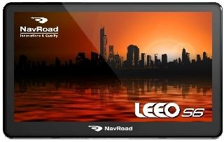 NavRoad LEEO S6 Navigation GPS + GLONASS 7-- (Unlocked WITHOUT MAP)