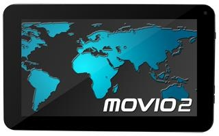 NavRoad MOVIO2 with map of Poland mapFactor - navigation, route recorder, tablet 5901597742500