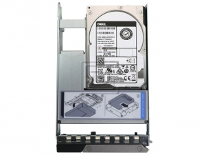 HDD Server Dell 900GB 15K RPM SAS 12Gbps 512n 2.5in Hot-plug Drive 3.5in Hybrid Carrier