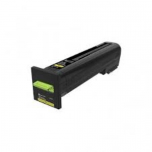 LEXMARK 82K2XYE TONER CARTRIDGE YELLOW