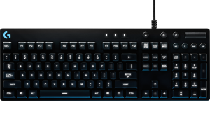 G810 Orion Spectrum RGB Mechanical Gaming Keyboard - US - USB After Tests