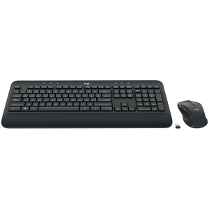 Kit LOGITECH MK545 Advanced Wireless Keyboard and Mouse Combo - US INT-L - 2.4GHZ - INTNL