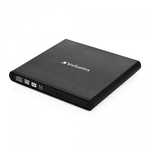 CD/DVD ReWriter Verbatim USB2.0 Black