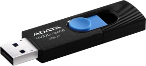 Memorie USB Adata UV320 64GB USB 3.0 BLACK/BLUE
