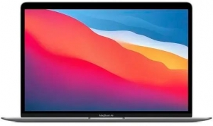 Laptop Apple MacBook AIR 13 Apple M1 8Core 8GB DDR4 512GB SSD Apple M1 Graphics Grey MacOS
