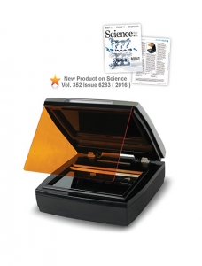 Scanner Microtek Bio 1000F-Gel Imager for EtBr-alternative stain with High Sensitivity.Scanning Area 7 inch x5 inch