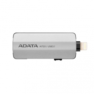 Memorie USB Adata AI720 64GB USB 3.1 Space Gray