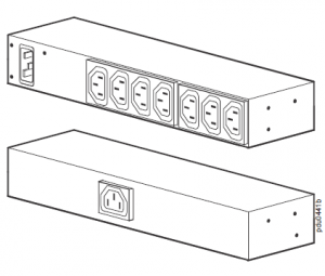 APC Rack PDU, Basic, 0U/1U, 120-240V/15A, 220-240V/10A, (8) C13 - AFTER TESTS