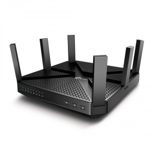 Router Wireless TP-Link Archer C4000 Tri band AC4000 10/100/1000 Mbps