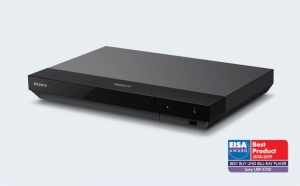 Blu-Ray Player Ultra-HD 4K Sony UBP-X700, HDR10, Dolby Vision, USB, WiFi, LAN