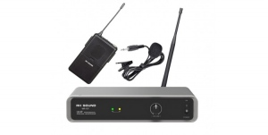 Microfon Wireless Lavaliera + Headset RH SOUND WRL-107, UHF, max.60m