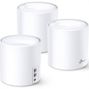 Sistem Wireless Mesh TP-Link AX3000 Dual Band 10/100/1000 Mbps