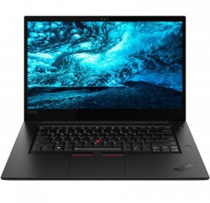 Laptop Lenovo ThinkPad X1 Extreme Intel Core i7-9750H 16GB DIMM DDR4 512GB SSD NVIDIA GeForce GTX 1650 4GB GDDR5  Windows 10 Pro