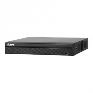 NVR 4 canale Dahua NVR2104HS-4KS2; 8MP; 80Mbps input, 1ch 8MP/4ch 1080P decoding, max 4 IPC input, H.265+ andH.264+, 1xSATA, 1 VGA and1 HDMI