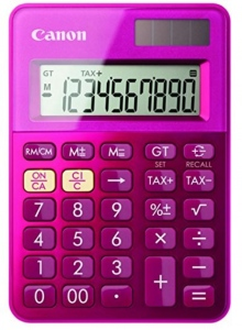 CANON LS100KPOS CALCULATORS 10 DIGITS