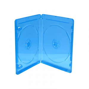 MediaRange BluRay Cases FOR 2 discs