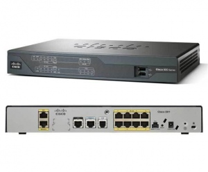Router Cisco 880 Series 10/100 Mbps