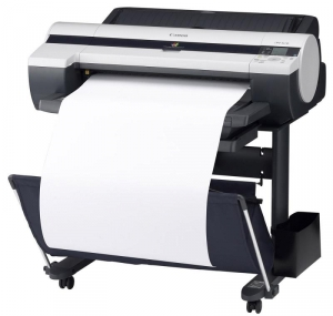 CANON IPF610 A1 LARGE FORMAT PRINTER