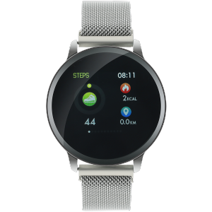 SmartWatch Canyon SW71SS LCD Waterproof, Silver