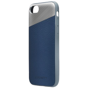 CYGNETT Element Leather Case for iPhone 7 Plus - Navy