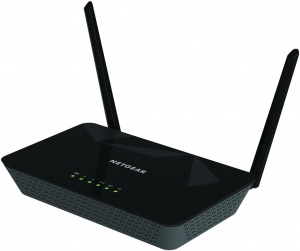Router Wireless Netgear D1500-100PES Single Band 10/100 Mbps