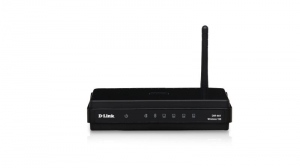 Router Wireless-N D-link DIR-600 Single-Band 10/100 Mbps.