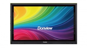 Display LED 75'' cu touch 4K Educational cu Android DONVIEW DS-75IWMS-L02A