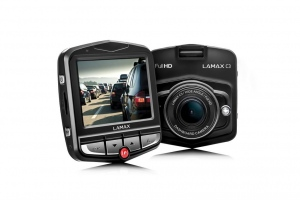 LAMAX DRIVE C3 Car DashCam NEW