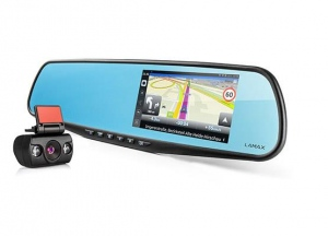LAMAX DRIVE S5 Navi+ Car DashCam
