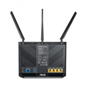 Router Wireless Asus DSL-AC68U AC1900 Dual-band Wireless 10/100/1000 Mbps