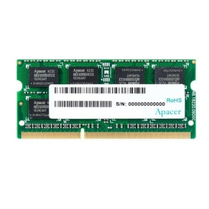 Memorie Laptop Apacer DDR3 4GB 1600MHz CL11 SODIMM