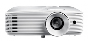 Video Proiector Optoma HD27e + DS-9092PWC Alb