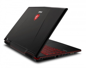 Laptop Gaming MSI GL63 8RE Intel Core i7-8750H 8GB DDR4 1TB HDD nVidia GeForce 1060 6GB Free DOS