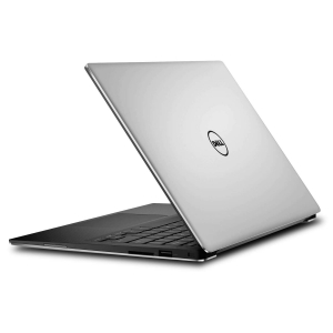 Laptop Dell XPS 9370 Intel Core i7-8550U 16GB DDR3 512GB SSD Intel HD Windows 10 Pro Silver