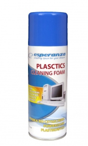 ESPERANZA Plastic Foam Cleaner 400ml ES104