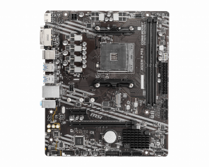 Placa de baza MSI Socket AM4 A520M-A PRO