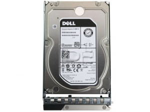 HDD Server Dell 4TB 7.2K RPM NLSAS 12Gbps 512n 3.5in Hot-plug Hard Drive
