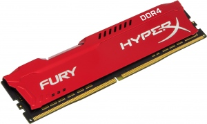 Memorie Kingston HyperX FURY 8GB DDR4 2133 MHz CL14 Red